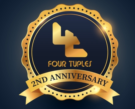 Four Tuples celebrates it's 2 Year Anniversary